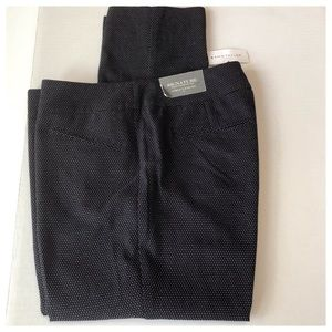 NWT ANN TAYLOR Signature Ankle Length Pants Size 8